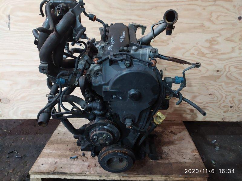 Двигатель Daihatsu Terios Kid J111G EF-DEM 1998