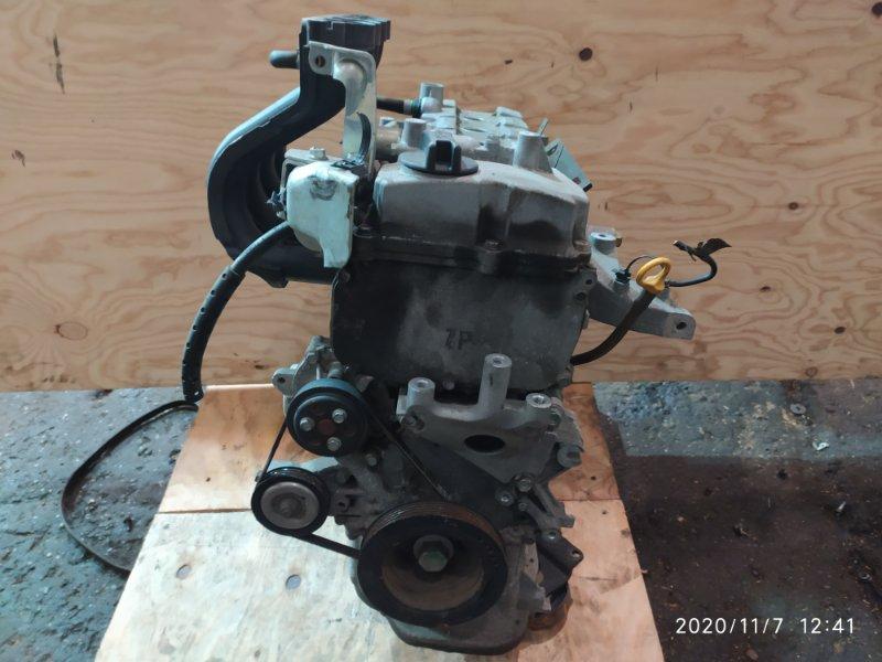 Двигатель Nissan March AK12 CR12DE 2003