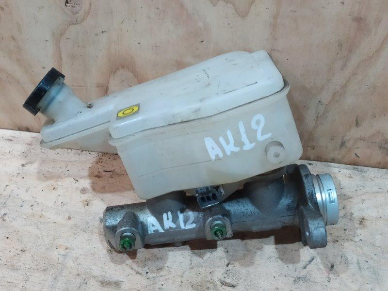 Главный тормозной цилиндр Nissan March AK12 CR12DE 2007