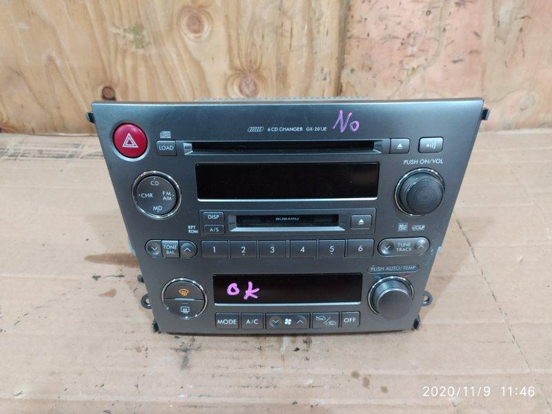 Блок управления климат-контролем Subaru Legacy BL5 EJ20 2003