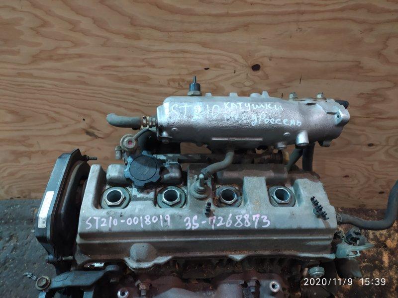 Двигатель Toyota Caldina ST210G 3S-FE 1998