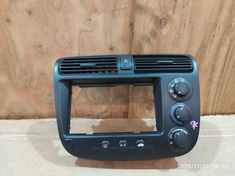 Блок управления климат-контролем Honda Civic Ferio ES1 D15B 2003