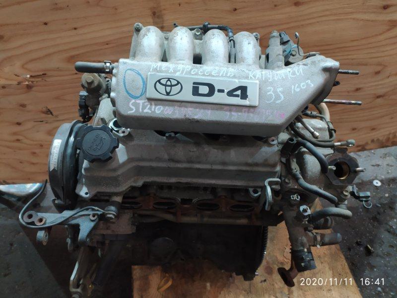 Двигатель Toyota Corona Premio ST210 3S-FSE 1999
