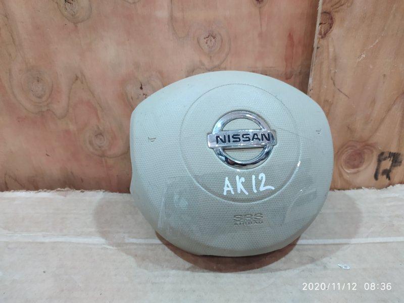 Аирбаг Nissan March AK12 CR12DE 2003