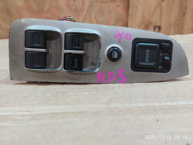 Блок управления стеклоподъемниками Honda Cr-V RD5 K20A 2002