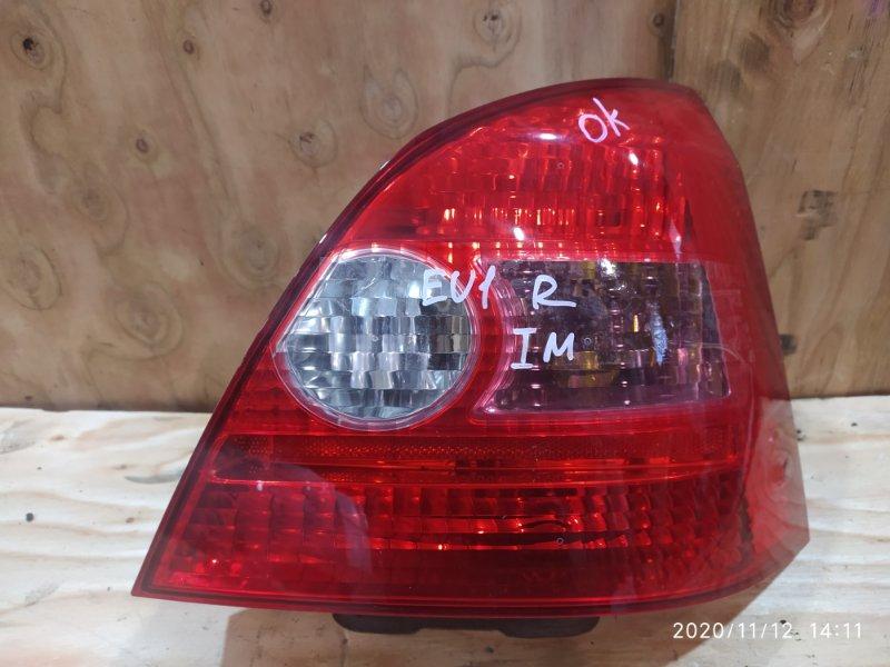Фонарь стоп-сигнала Honda Civic EU1 D15B 2001 правый
