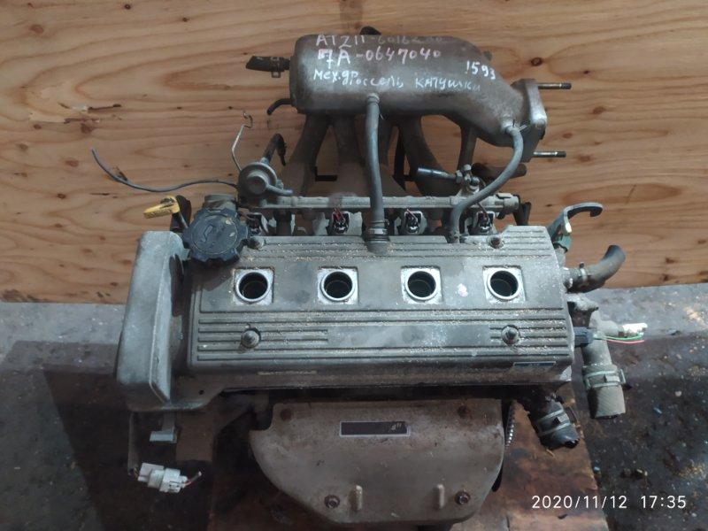 Двигатель Toyota Carina AT211 7A-FE 1997