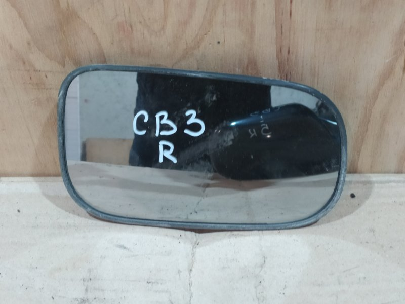 Зеркало боковое Honda Ascot Innova CB3 F20A 1993 правое