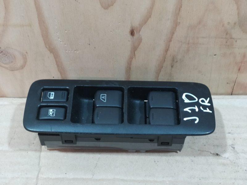 Блок управления стеклоподъемниками Nissan Dualis J10 MR20DE 2007