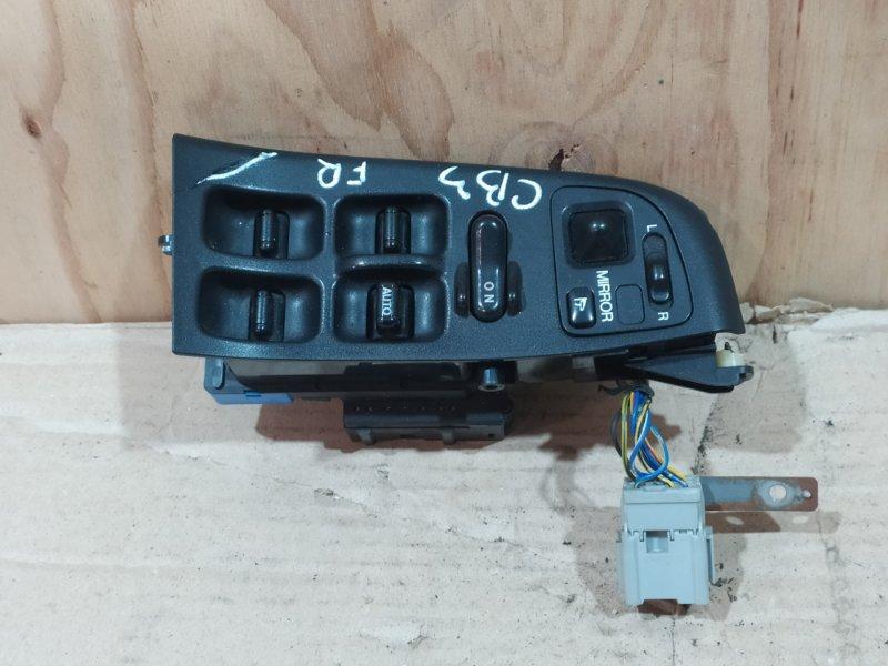 Блок управления стеклоподъемниками Honda Ascot Innova CB3 F20A 1993