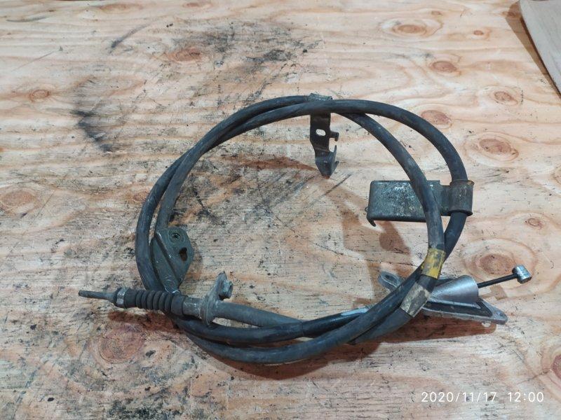 Трос ручника Nissan Primera WTP12 QR20DE 2001 левый