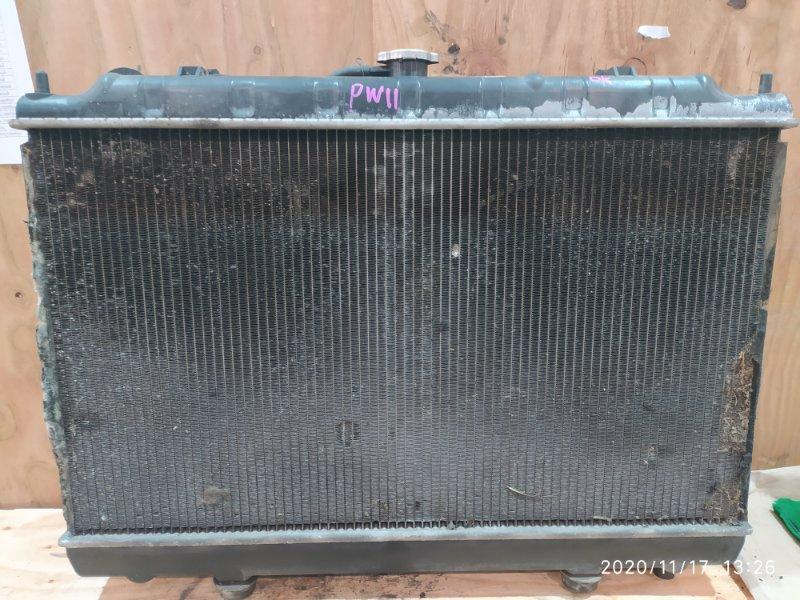 Радиатор двигателя Nissan Avenir PW11 SR20DE 1999