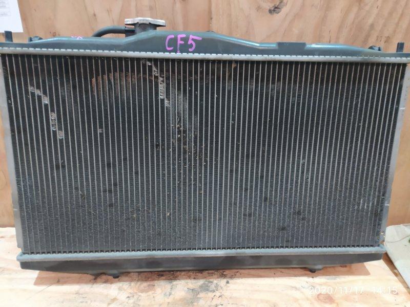 Радиатор двигателя Honda Torneo CF5 F20B 2001