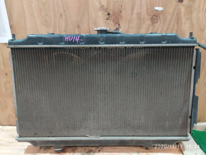 Радиатор двигателя Nissan Bluebird HU14 SR20DE 1999
