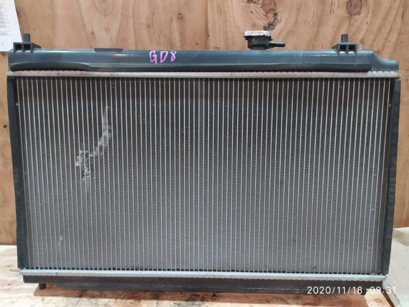 Радиатор двигателя Honda Fit Aria GD8 L15A 2005