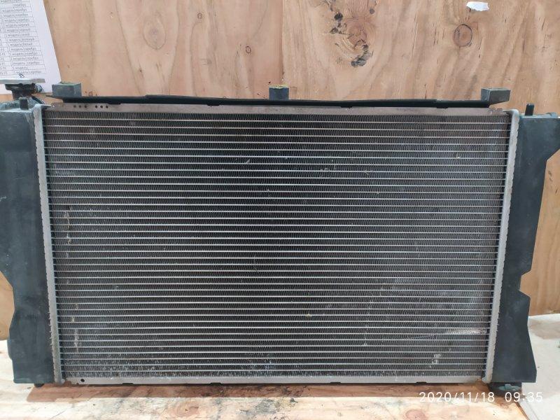Радиатор двигателя Toyota Avensis AZT251 2AZ-FSE 2007