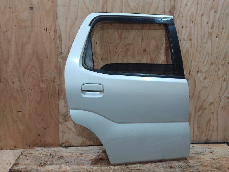 Дверь боковая Suzuki Chevrolet Cruze HR52S M13A 2005 задняя правая
