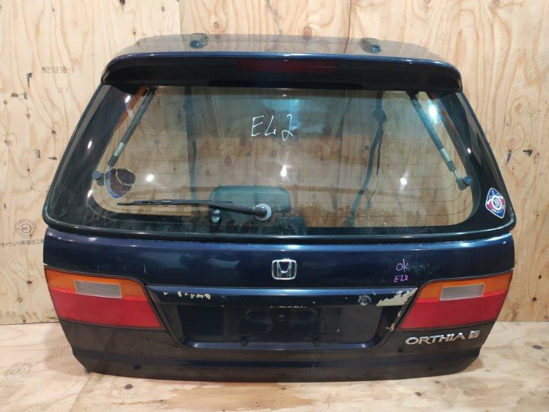 Дверь задняя багажника Honda Orthia EL2 B20B 1996