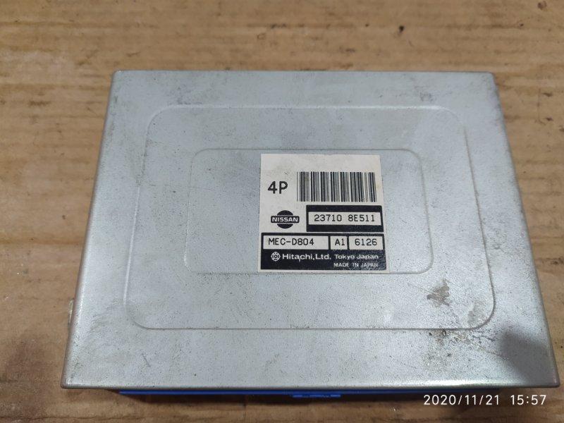 Блок управления двс Nissan Bluebird EU14 SR18DE 1996