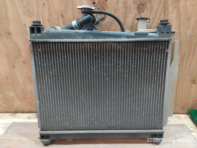 Радиатор двигателя Toyota Platz NCP12 1NZ-FE 2001