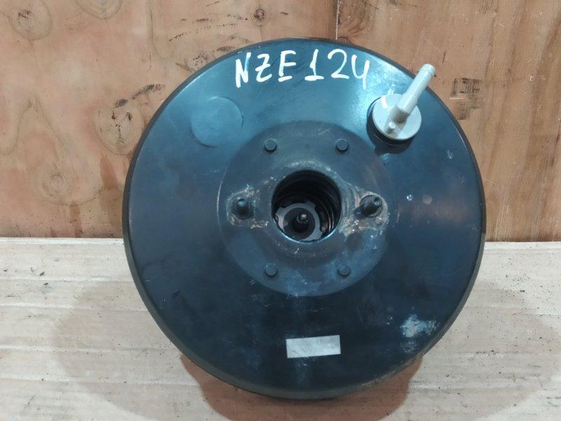 Вакуумный усилитель тормоза и сцепления Toyota Allex NZE124 1NZ-FE 2002