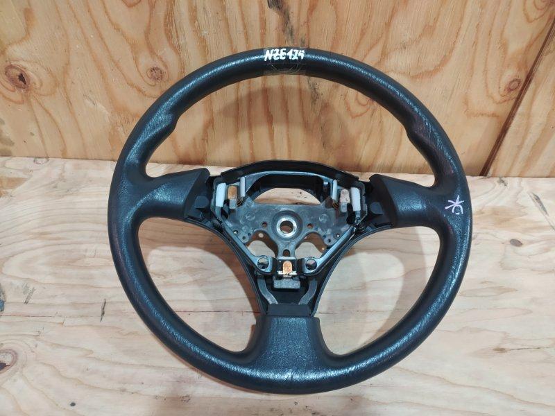 Руль Toyota Allex NZE124 1NZ-FE 2002