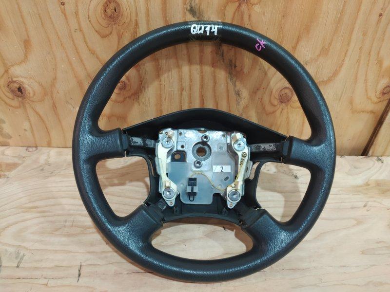 Руль Nissan Bluebird QU14 QG18DE 2001