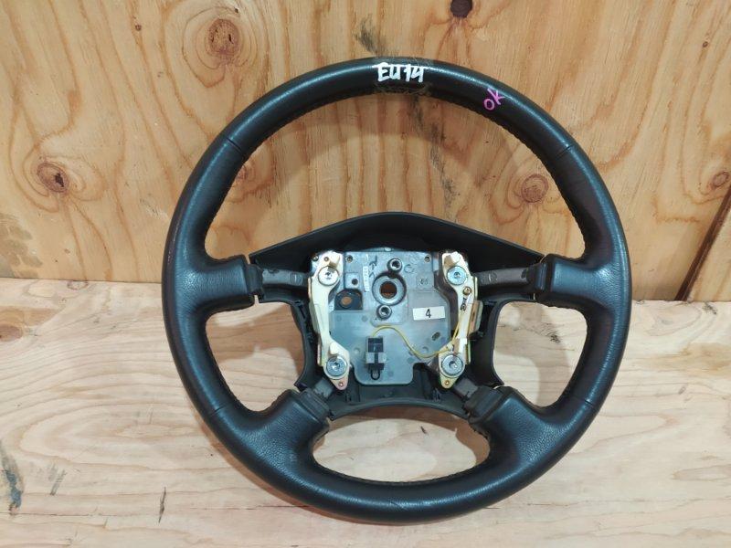 Руль Nissan Bluebird EU14 SR18DE 1996