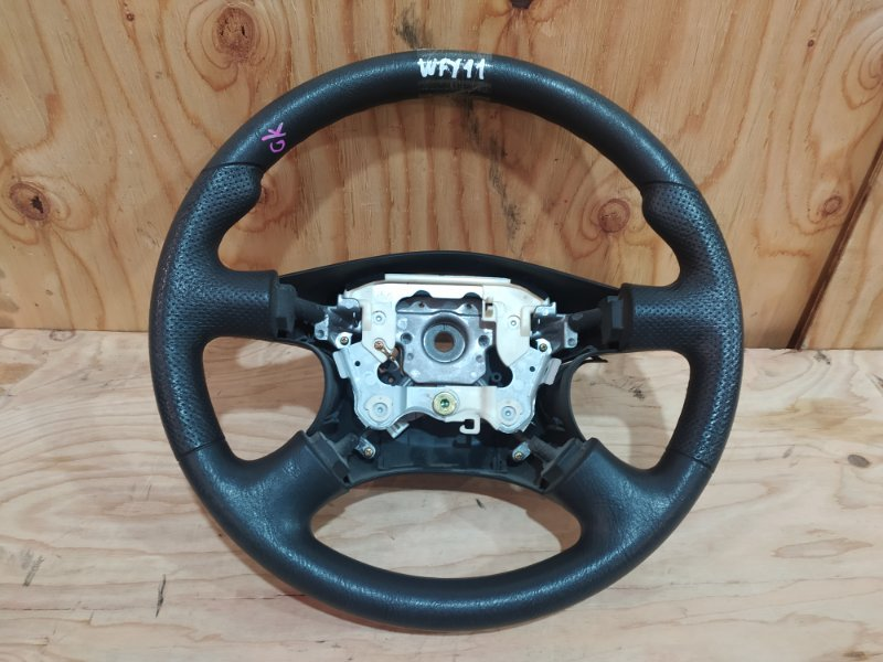 Руль Nissan Wingroad WFY11 QG15DE 2003