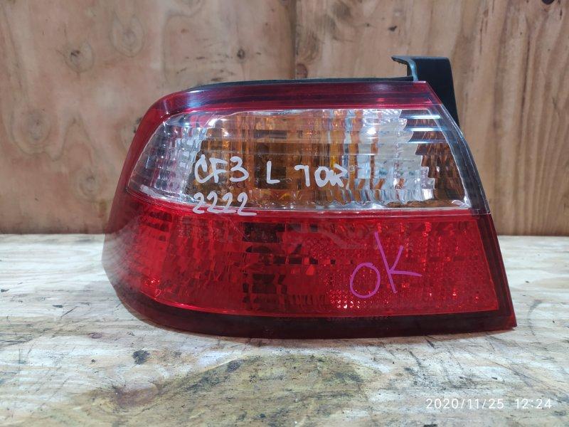 Фонарь стоп-сигнала Honda Torneo CF3 F18B 2001 левый