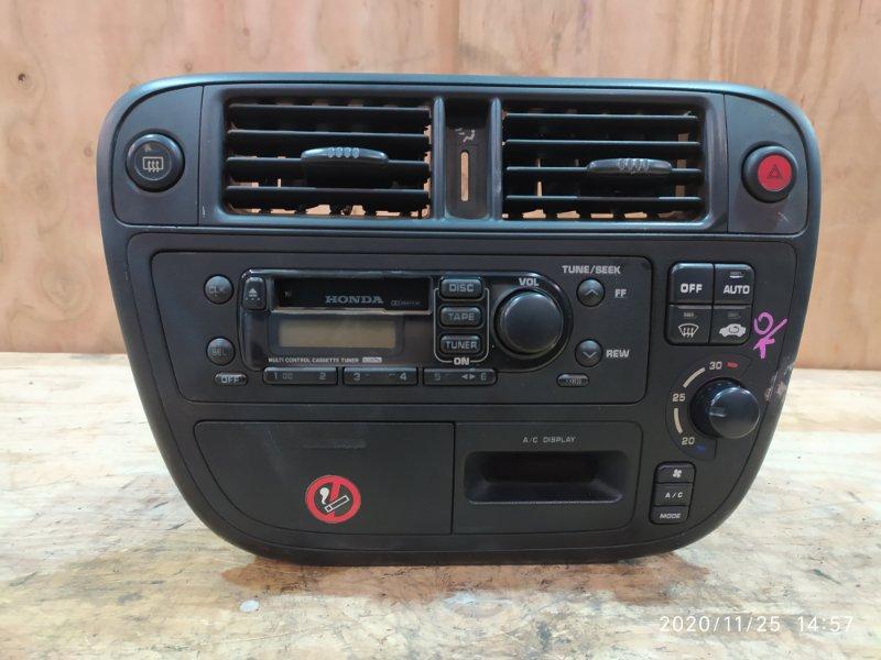Блок управления климат-контролем Honda Orthia EL2 B20B 1996
