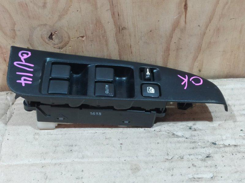 Блок управления стеклоподъемниками Nissan Bluebird QU14 QG18DE 2001