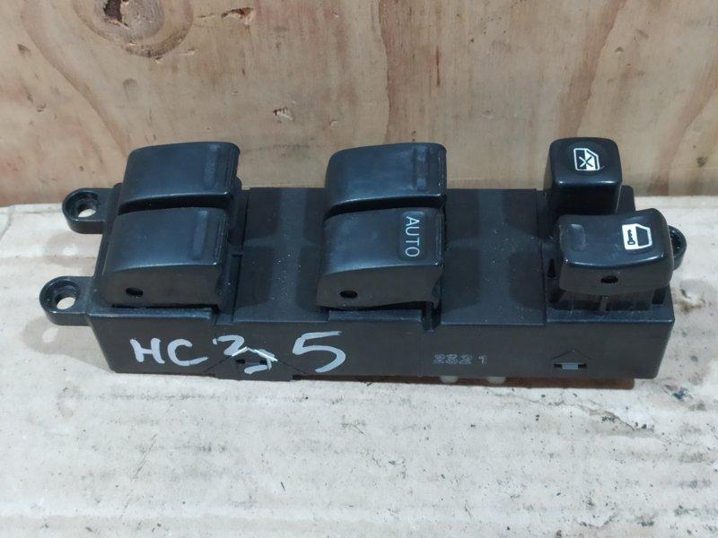 Блок управления стеклоподъемниками Nissan Laurel HC35 RB20DE 2002