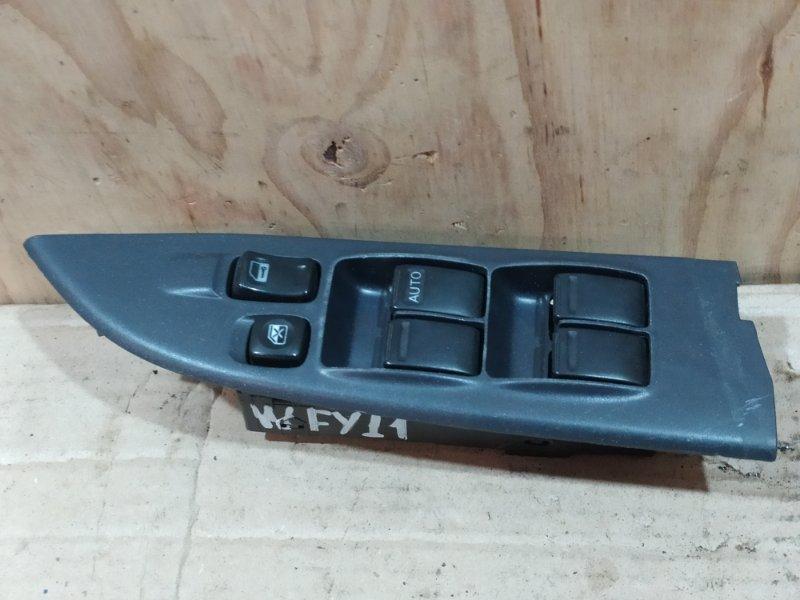 Блок управления стеклоподъемниками Nissan Wingroad WFY11 QG15DE 2003