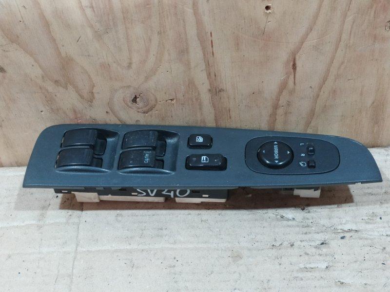 Блок управления стеклоподъемниками Toyota Camry SV40 4S-FE 1995