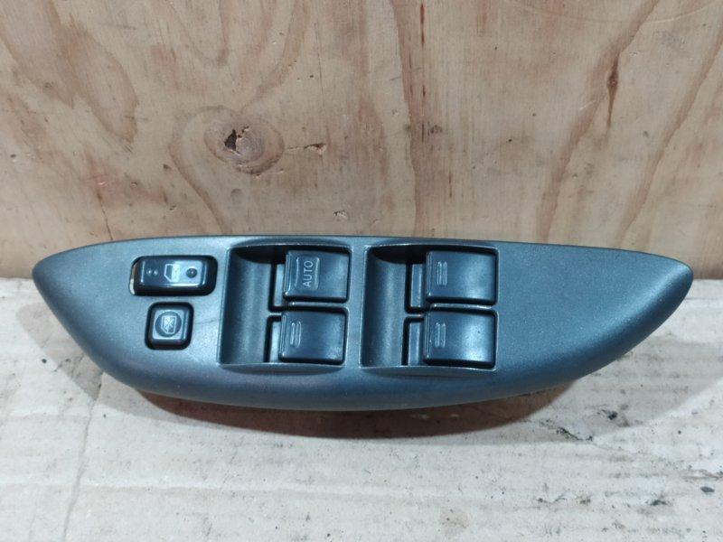Блок управления стеклоподъемниками Toyota Vitz SCP10 1SZ-FE 2001