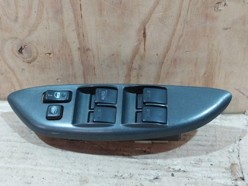 Блок управления стеклоподъемниками Toyota Platz SCP11 1SZ-FE 2001