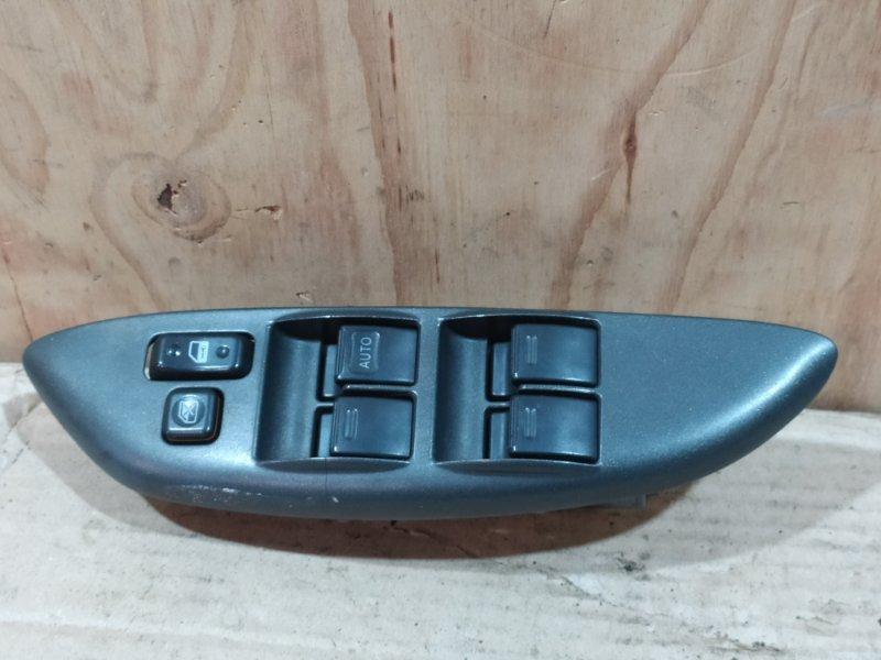 Блок управления стеклоподъемниками Toyota Platz SCP11 1SZ-FE 2000