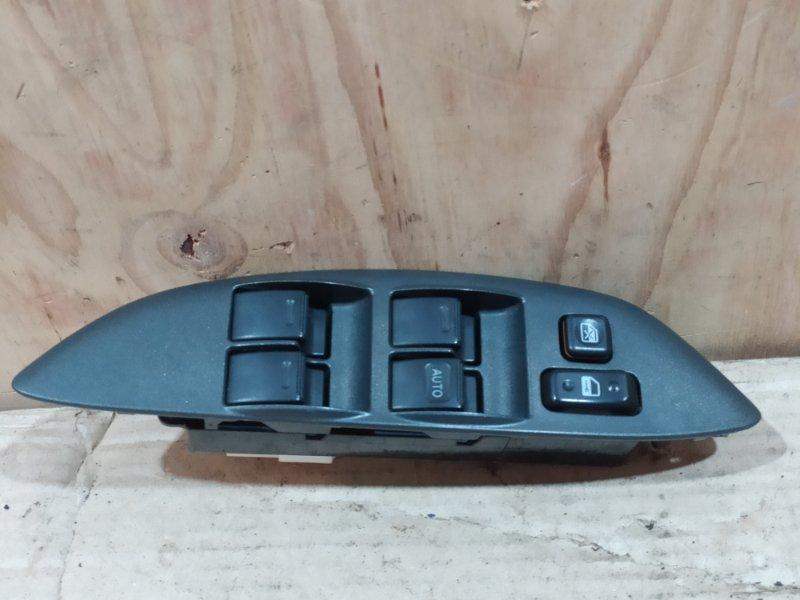 Блок управления стеклоподъемниками Toyota Platz NCP12 1NZ-FE 2001