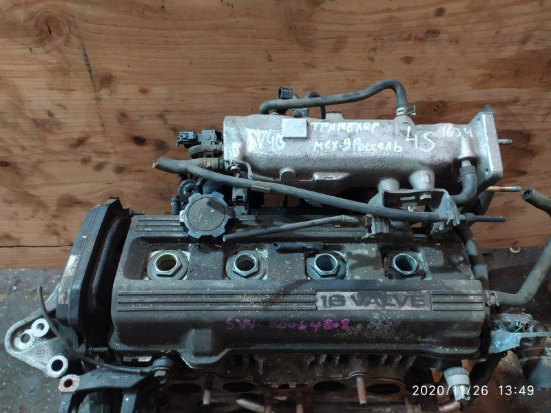 Двигатель Toyota Camry SV40 4S-FE 1995