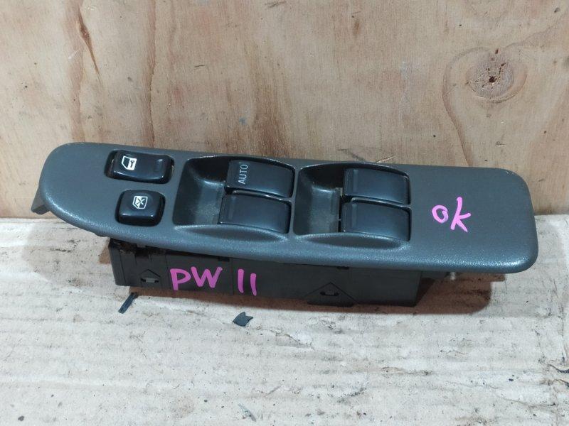 Блок управления стеклоподъемниками Nissan Avenir PW11 SR20DE 1999