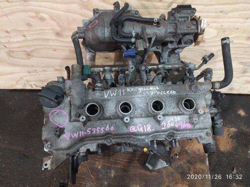 Двигатель Nissan Expert VW11 QG18DE 2005