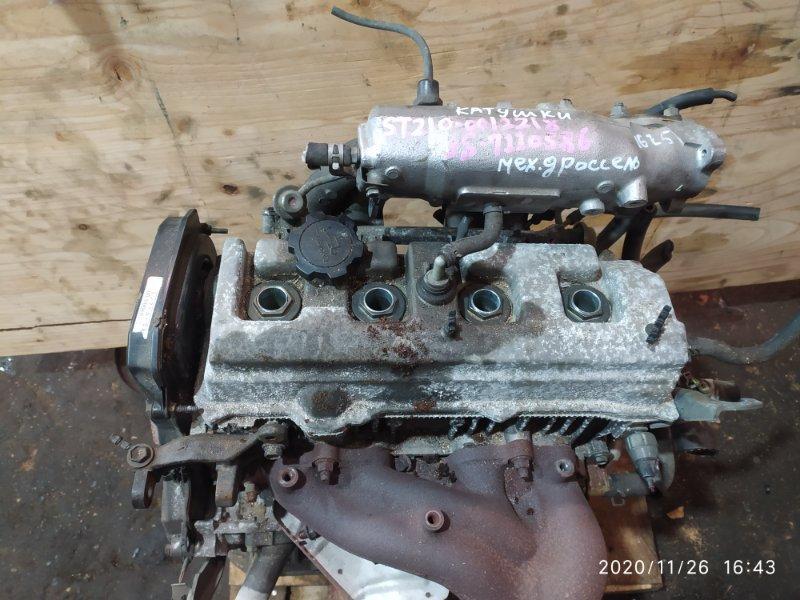 Двигатель Toyota Corona Premio ST210 3S-FE 1996