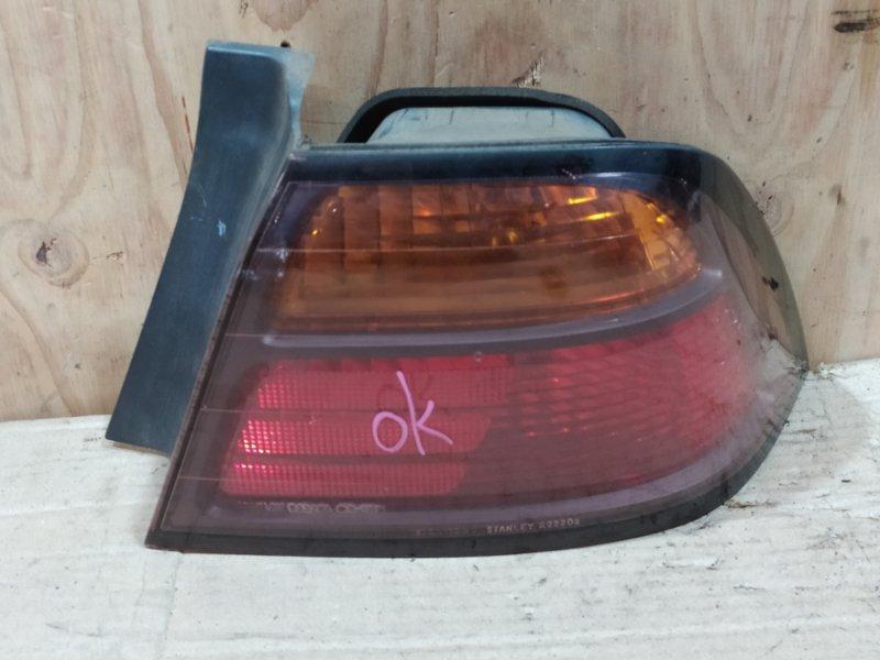 Фонарь стоп-сигнала Honda Accord CF3 F18B 1999 правый