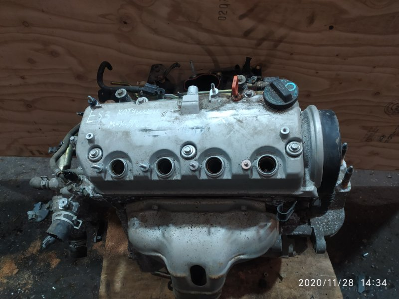 Двигатель Honda Civic Ferio ES3 D17A 2003