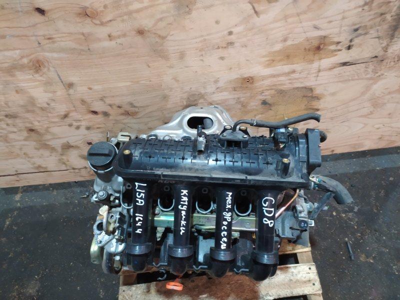 Двигатель Honda Fit Aria GD8 L15A 2005