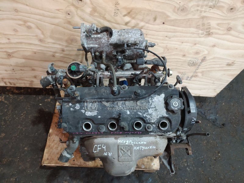 Двигатель Honda Accord CF4 F20B 1999