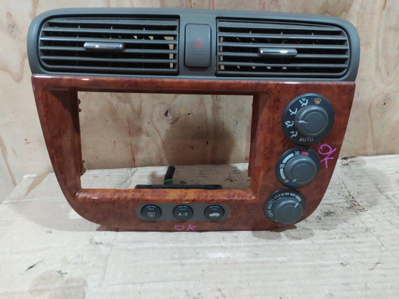 Блок управления климат-контролем Honda Civic Ferio ES3 D17A 2003