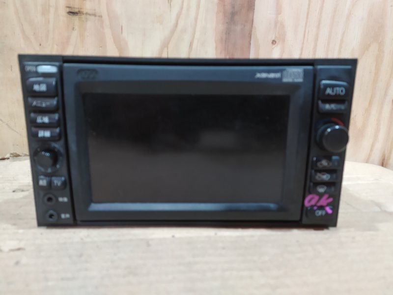 Блок управления климат-контролем Nissan Laurel HC35 RB20DE 2002