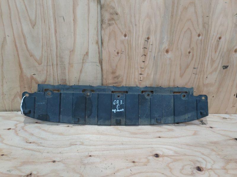 Защита двс Honda Freed GB3 L15A 2008 передняя